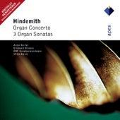 Hindemith : Organ Concerto & 3 Organ Sonatas de Anton Heiller, Milan Horvat & ORF Symphony Orchestra
