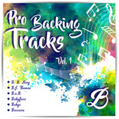 Pro Backing Tracks B, Vol.1 by Pop Music Workshop