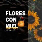 flores con miel de Crespo