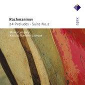 Rachmaninov : 24 Preludes & Suite No.2 by Moura Lympany