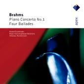 Brahms : Piano Concerto No.1 & 4 Ballades von Rudolf Buchbinder