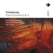 Tchaikovsky : Piano Concertos Nos 2 & 3 von Elisabeth Leonskaja