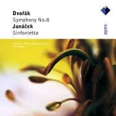 Dvorák : Symphony No.8 & Janácek : Sinfonietta by Kurt Masur