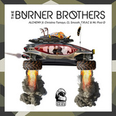 Alchemy (feat. Christina Tamayo, C.L. Smooth, T.R.A.C. & MC Posi-D) by Burner Brothers