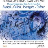 Debussy - Poulenc - Ravel - Roussel: Musique française pour flûte by Various Artists
