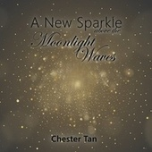 A New Sparkle Above The Moonlight Waves by Chester Tan