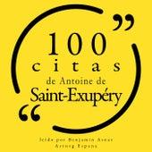 100 Citas de Antoine de Saint Exupéry (Colección 100 Citas de) by Antoine de Saint-Exupéry