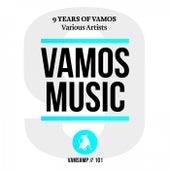 9 Years of Vamos Music von Various Artists