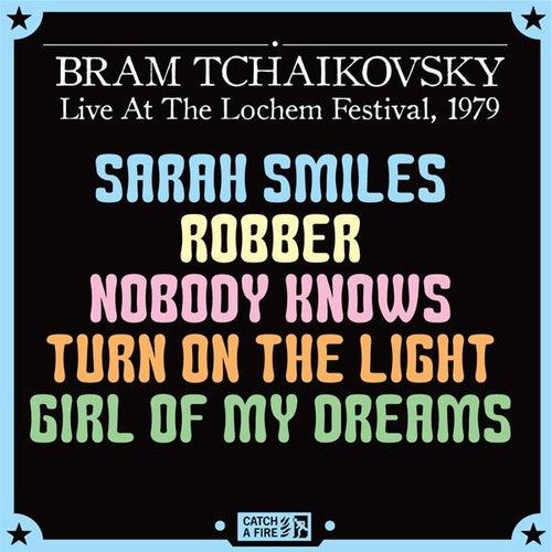 Live At the Lochem Festival, 1979 by Bram Tchaikovsky