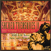 Sacred Treasures II: Choral Masterworks from the Sistine Chapel by Osnabruck Youth Choir