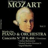 Mozart, Vol. 1 : Concertos K466 by Various Artists