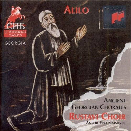 Alilo (feat. Ansor Erkomaishvili) [Ancient Georgian Chorales] by The Rustavi Choir