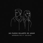 No Puedo Dejarte de Amar (Cover) de Bárbara Faz