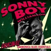 Original Harmonica Blues Essentials de Sonny Boy Williamson