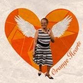 Orange Hearts by Brahvi