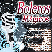 Boleros Mágicos by Various Artists
