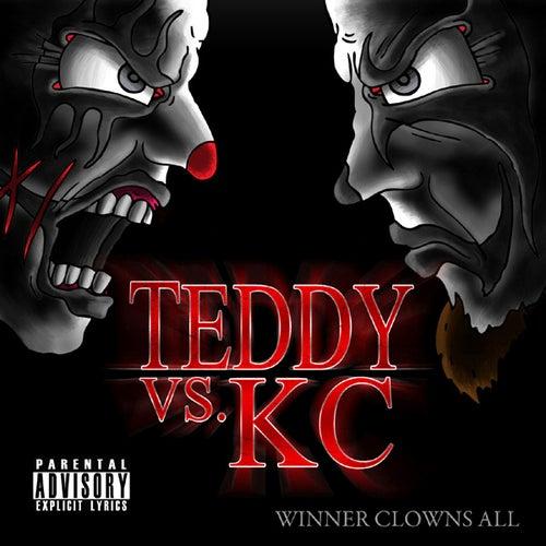 Teddy vs. KC by KidCrusher
