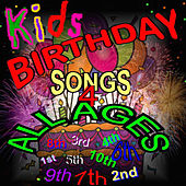 Kids Birthday Songs 4 All Ages by Rik Gaynor