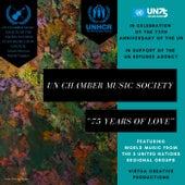 75 Years of Love de Artistic Director) UN Chamber Music Society (Brenda Vongova
