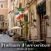 Italian Favorites von Music of Italy