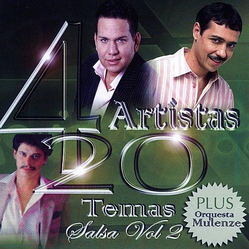 20/4 Salsa Vol.2 by Various Artists