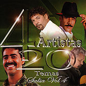 20/4 Salsa Vol.4 by Various Artists