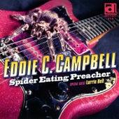 Spider Eating Preacher by Eddie C. Campbell