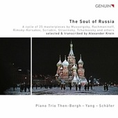 The Soul of Russia by Ilona Then-Bergh