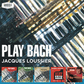 Play Bach by Jacques Loussier Trio