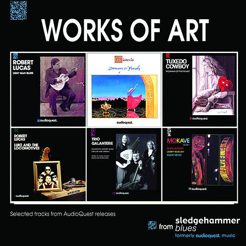 Works of Art by Various Artists