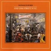 Donald Byrd And 125th Street, N.Y.C. de Donald Byrd