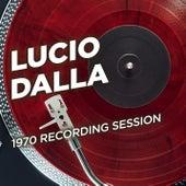 1970 Recording Session de Lucio Dalla