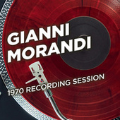 1970 Recording Session by Gianni Morandi