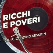 1970 Recording Session de Ricchi E Poveri