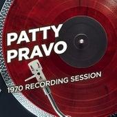 1970 Recording Session by Patty Pravo