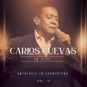 Antología en Cuarentena, Vol. 2 (En Vivo) by Carlos Cuevas