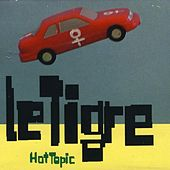 Hot Topic (41 Small Stars Remix) By DJ Ham and Cheese On Rye - Single by Le Tigre