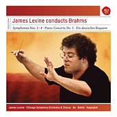 James Levine conducts Brahms - Sony Classical Masters by James Levine