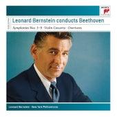 Leonard Bernstein Conducts Beethoven by Leonard Bernstein / New York Philharmonic