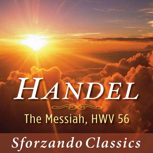 Handel: The Messiah, HWV 56 by London Philharmonic Orchestra