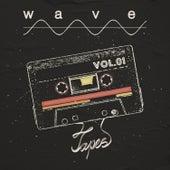 Wave Tapes Vol. 1 by Vários Artistas