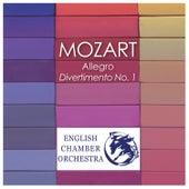 Divertimento No. 1 in D Major, K. 136: I. Allegro von English Chamber Orchestra