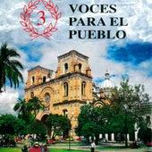 Voces para el Pueblo, Vol. 3 by Various Artists