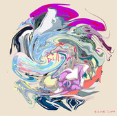 Whirlpool Of The Moment von Keina Suda