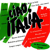 CIAO ITALIA - 36 Best Italian Songs von ITALIANS