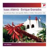 Albeniz: Granada; Asturias; Mallorca; Cordoba; Torre Bermeja; Cadiz; Zambra; Tango - Sony Classical Masters de John Williams