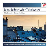 Saint-Saëns: Cello Concerto No. 1 in A Minor, Op. 33 & Lalo: Cello Concerto in D Minor - Sony Classical Masters von Yo-Yo Ma