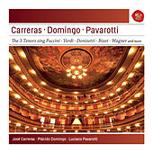 Pavarotti - Domingo - Carreras: The Best of the 3 Tenors - Sony Classical Masters de Various Artists