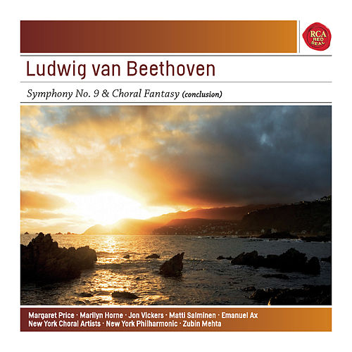 Beethoven: Symphony No. 9 Op. 125 'Choral' & Choral Fantasy Conclusion - Sony Classical Masters by Zubin Mehta