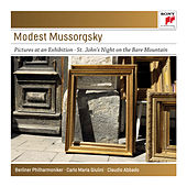 Mussorgsky: Pictures at an Exhibition; A Night on bald Mountain - Sony Classical Masters by Carlo Maria Giulini